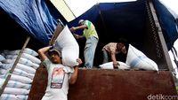 Terkendala Hujan, Beras Impor dari Thailand Telat Masuk RI