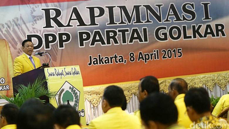 Vonis PTUN Jakarta Dianulir, Agung Laksono Ketum Golkar
