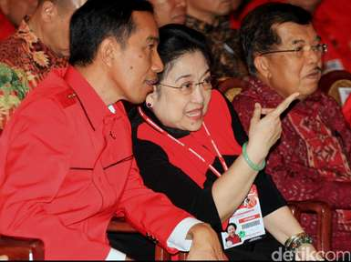 Gaji Megawati Dkk Lebih Tinggi dari Jokowi, Setuju atau Tidak?