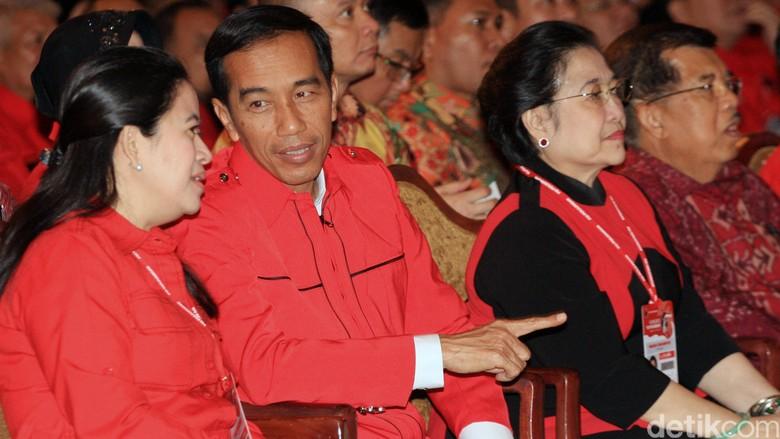 Ada Parpol Koalisi Tak Diakomodir, Puan: Bangun Bangsa Tak Harus di Kabinet