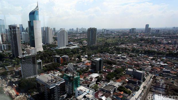 Kondisi Ibu Kota Jakarta