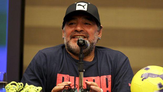 Bolt Dikabarkan Bergabung dengan Maradona di klub Meksiko