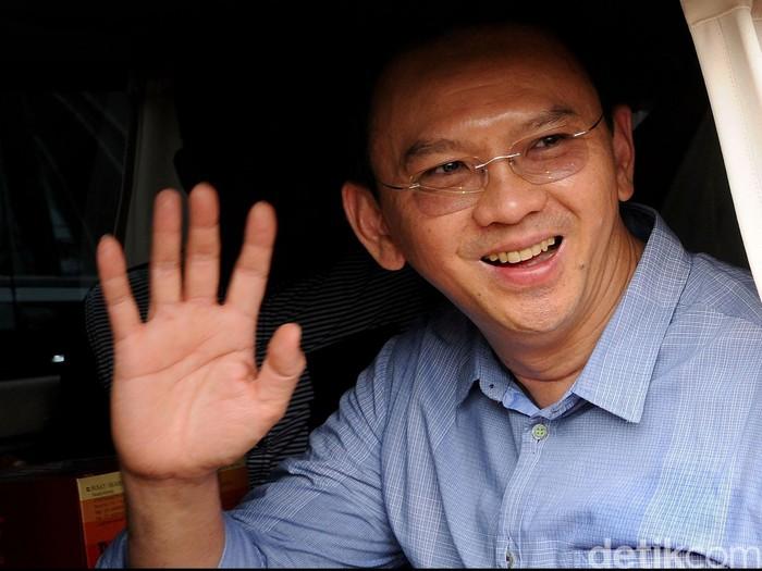 Eks Gubernur DKI Basuki Tjahaja Purnama alias Ahok bakal menjadi bos BUMN. (Foto: Rengga Sancaya)
