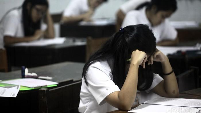 Foto: Hasan AlhabshyAnak IPA vs anak IPS sama-sama bisa stres di sekolah kalau tidak pernah belajar (Foto: Hasan Alhabshy)