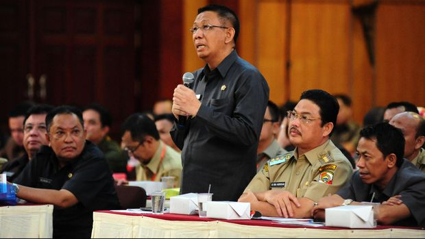 Gubernur Kalbar Sutarmidji meminta warga yang berkukuh ke luar negeri sebagai ODP.
