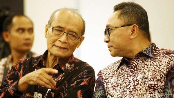 Buya Syafii Nilai Jokowi Mulai Bisa Keluar dari Tekanan Parpol
