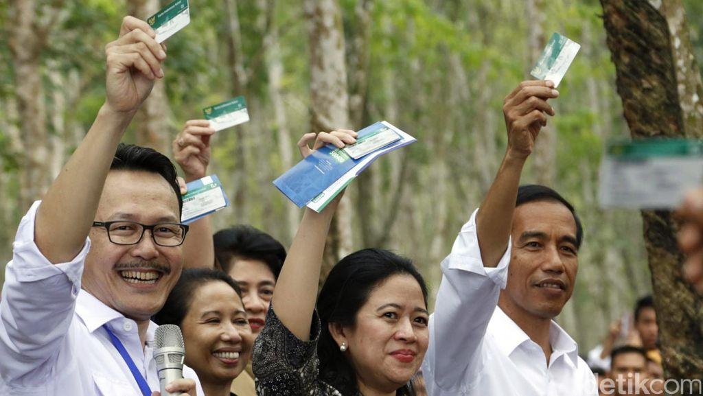 Resep (Kartu) Sakti Empat Tahun Pemerintahan Jokowi