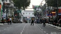 Besok Ada Parade, Jalan Asia Afrika Bandung Ditutup Sementara