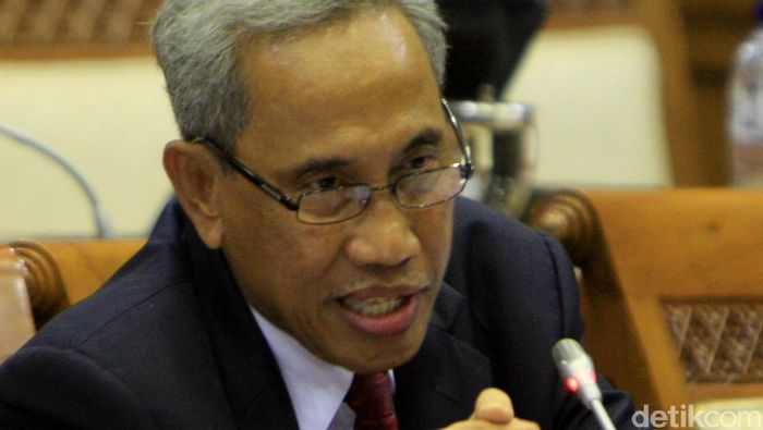 Direktur Utama Waskita Karya M Choliq (Foto: Lamhot Aritonang)