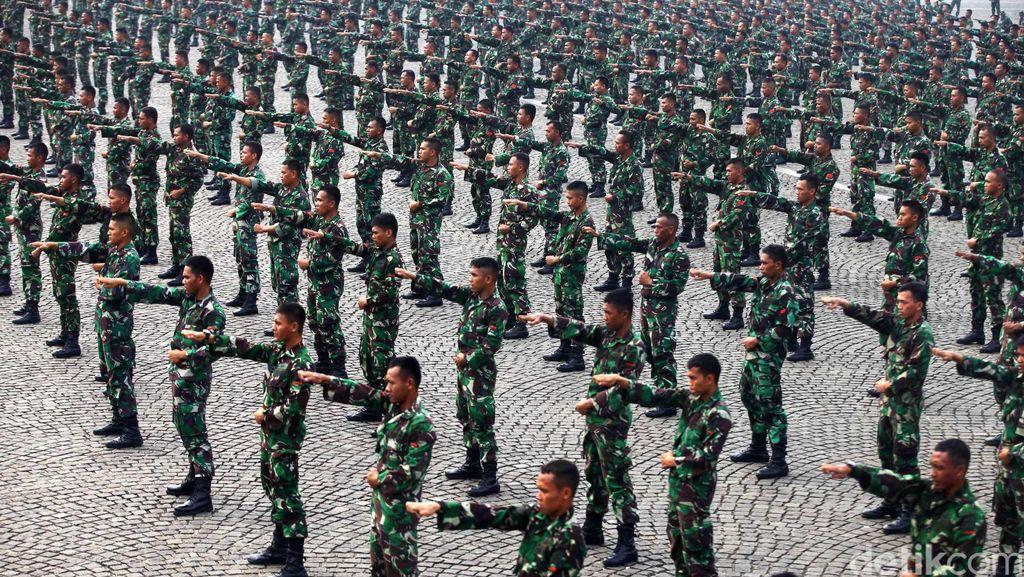 Kisah Para Tentara yang Dihukum Gegara Istri Posting Hina Pemerintah
