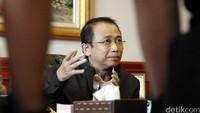 Marzuki Alie: Saya Bangga Dipecat Orang Tak Beres-Perampok Partai