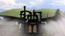 Sempat Muncul Asap di Gedung DPR, Rapat Bos BUMN Tambang Dimulai