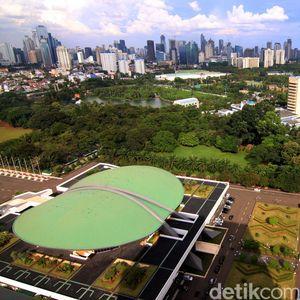 DPR Rapat Bareng BUMN Pangan, Bahas Sektor Pertanian