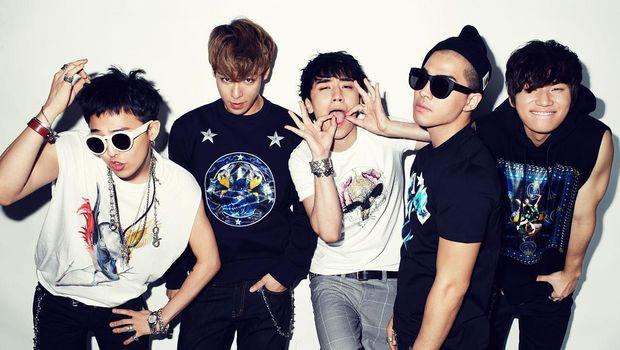 BIGBANG saat masih bersama.