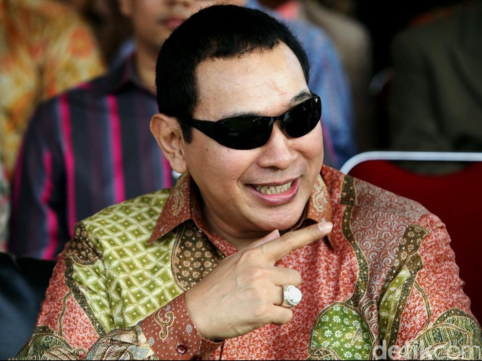 Tommy Soeharto (Foto: Rengga Sancaya/detikcom)