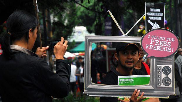 Remisi Pembunuh Jurnalis, Jalan Mundur Kemerdekaan Pers
