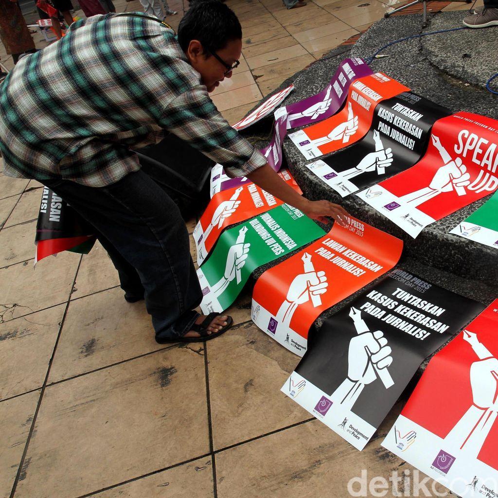 Hukuman Pembunuh Wartawan Radar Bali Disunat Ancam Kemerdekaan Pers