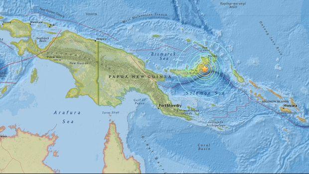 Pangkalan Militer AS di Papua Nugini, Diplomasi Politik RI