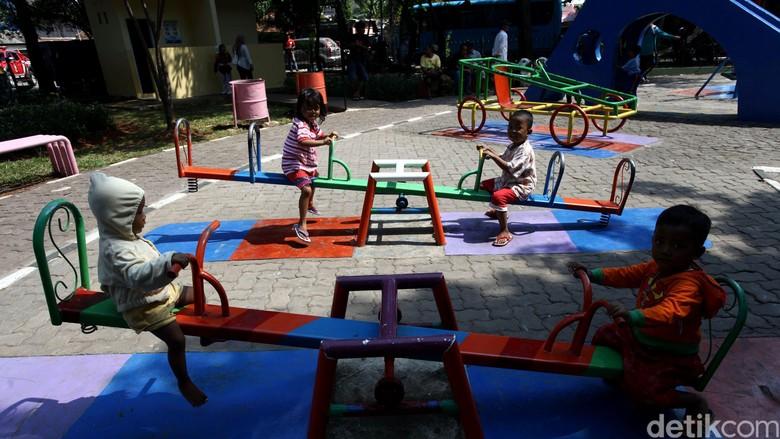 Mengenal Lebih Jauh RPTRA, Taman Multifungsi di Sudut-sudut Ibu Kota