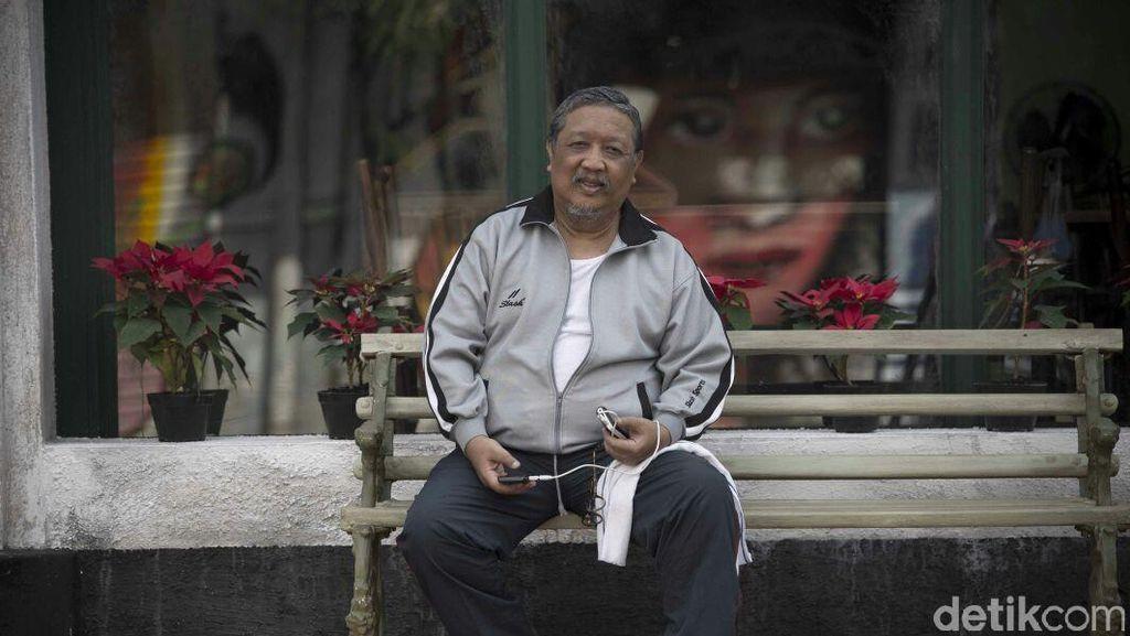 Mengenang Didi Petet di Film Preman Pensiun