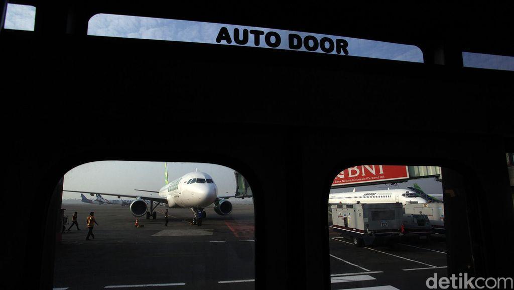 Harga Tiket Pesawat Turun, Bisa Dongrak Jumlah Penumpang?