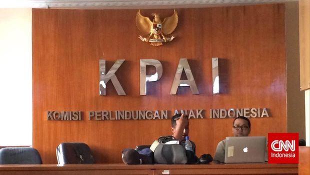 Kantor Komisi Perlindungan Anak Indonesia (KPAI) yang terletak di Jalan Teuku Umar, Menteng, Jakarta Pusat.