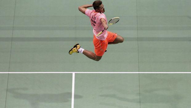 Lin Dan sudah meraih banyak gelar namun kesulitan juara di Indonesia Open.