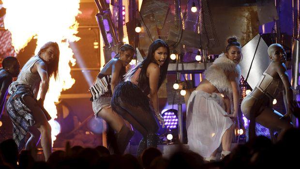 Nicki Minaj yang kerap tampil sensual sempat dijadwalkan menjadi pengisi konser Jeddah World Fest di Arab Saudi.
