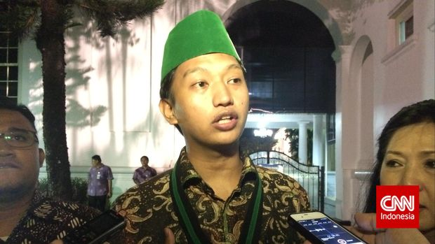 Eks Ketua HMI dan anggota DMI Arief Rosyid Hasan.