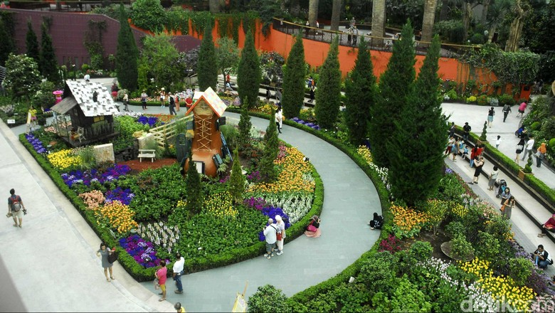 Garden By The Bay (Grandyos Zafna)