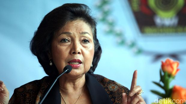 Mantan Ketua KOI Rita Subowo