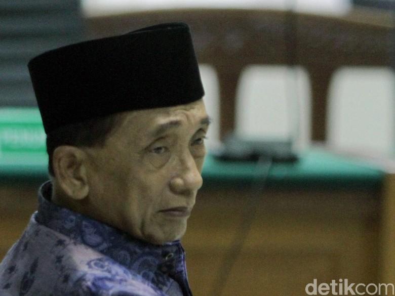 Fuad Amin Singgah di Rumah Mewah, Ditjen PAS: Izinnya Berobat