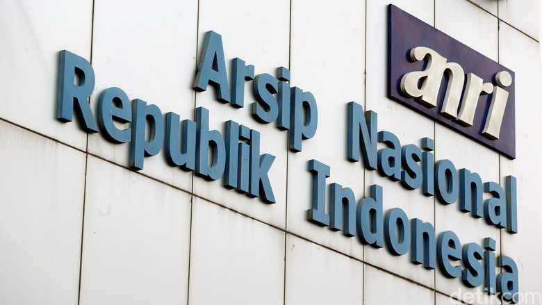 Arsip Nasional Republik Indonesia (Dikhy Sasra/detikcom)