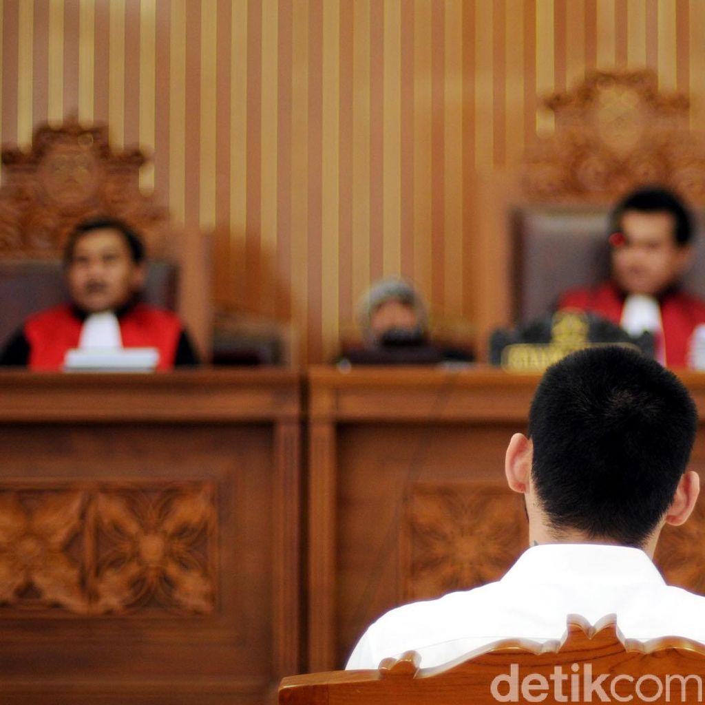 Eks Ketua Gakpi Riau Dituntut 3 Tahun Penjara
