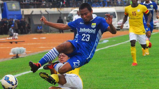 Supardi Nasir gantikan peran M Ridwan di Persib Bandung.