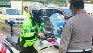 Moge-moge Keren Pak Polisi Indonesia