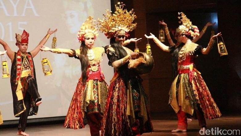 Festival Sriwijaya 2015/Foto: Gusmun