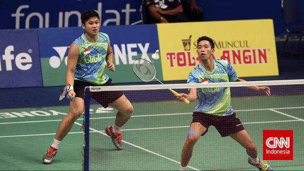 Ade/Wahyu jadi penentu kemenangan Indonesia atas Malaysia.