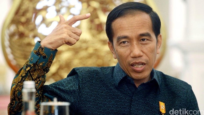 Presiden Jokowi (Foto: dok detikcom)