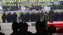 Setelah Pasukan Super Elite TNI Diaktifkan Jokowi
