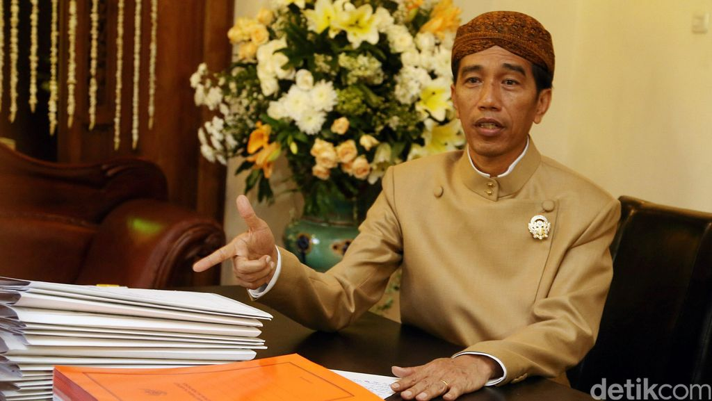 Jokowi Pilih Rabu Pon untuk Lantik Menteri, Budayawan Sarankan Ruwatan