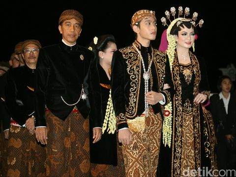 Perias Pernikahan Kahiyang Ayu Ungkap Suka-duka Kerja Bareng Keluarga Jokowi
