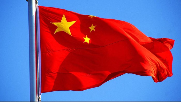 Foto: Bendera China (ebcitizen.com)