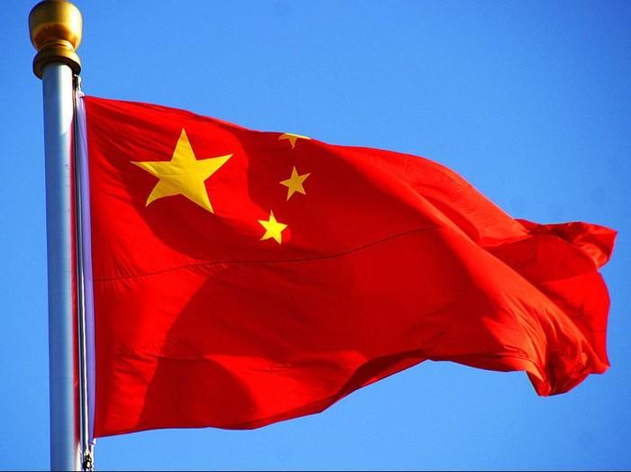 Ilustrasi bendera China/ebcitizen.com