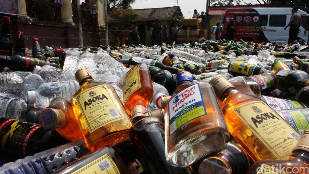 Ragam Ancaman Borgol dari RUU Minuman Beralkohol