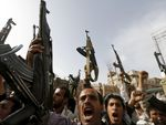 Arab Saudi Tembak Jatuh Drone Houthi yang Dipasangi Bom