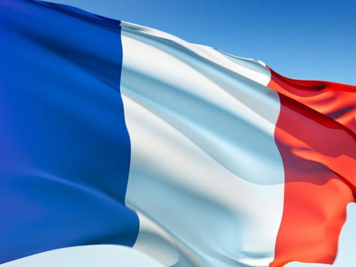 Ilustrasi bendera Prancis (Foto: Internet)