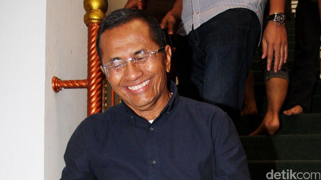Selain soal Jokowi Marah, Dahlan Iskan Juga Bahas Luhut dan Susi