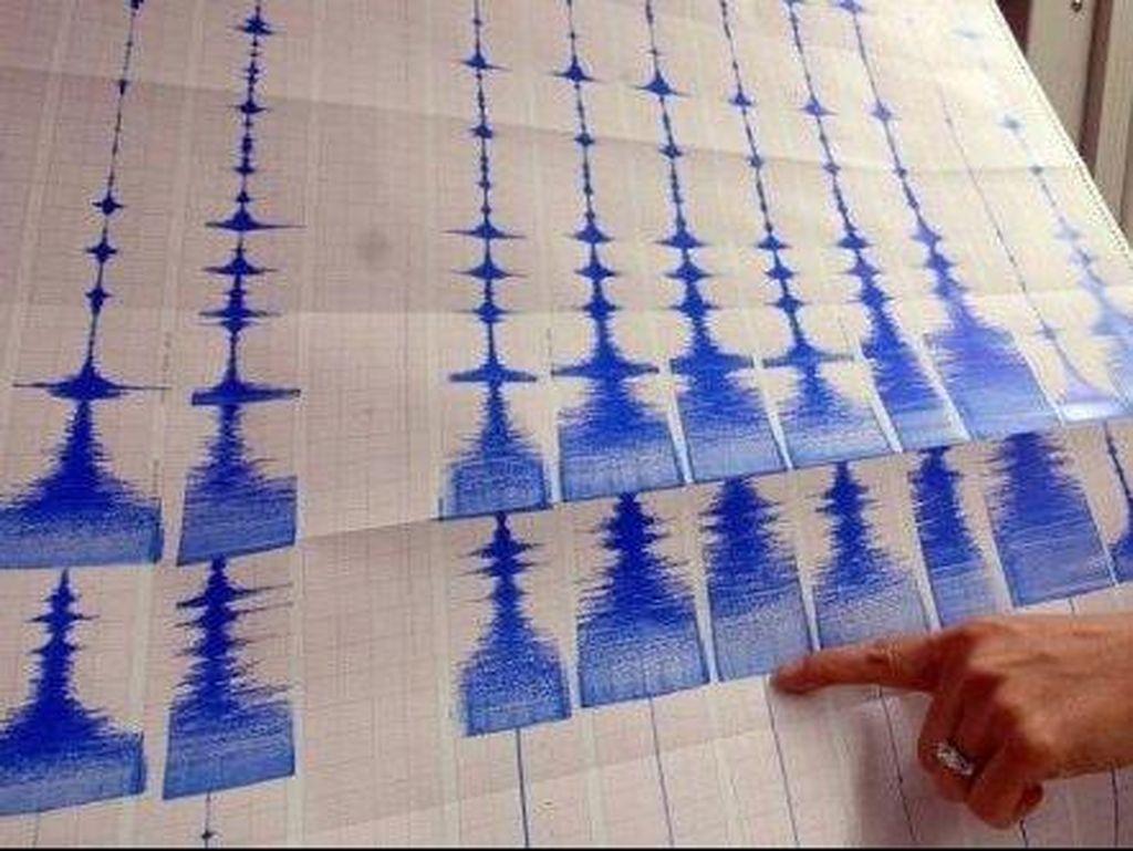 Gempa M 2,9 Terjadi di Ambon Maluku