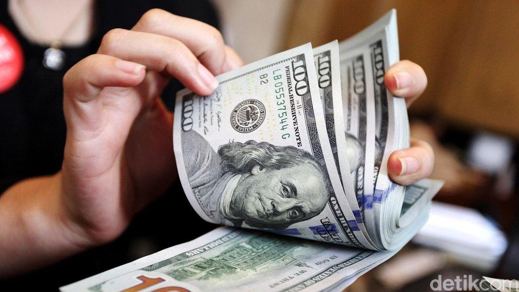 BI Catat Simpanan Valas di Perbankan RI Berkurang